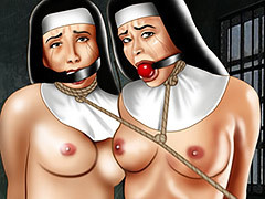 Bdsm artwork by De Haro