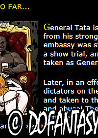 General Tata's perverted sex parties are unparalleled in their sadistic cruelty towards helpless women pic 2